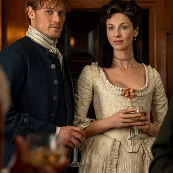 Outlander: Caitriona Balfe on the Unsavory Side of Do No Harm
