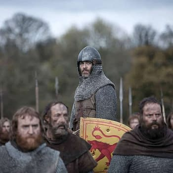 Netflixs Outlaw King: Why Robert The Bruce and Why Now