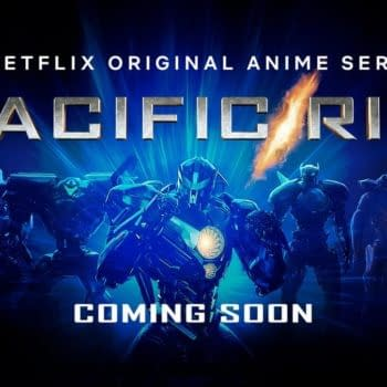 Netflix Developing Altered Carbon, Pacific Rim (and 3 Other) Anime Series