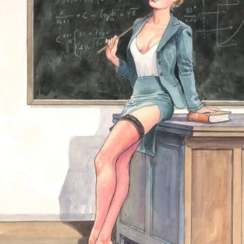 Milo Manara and PornHub Debut Sex Card Game This Weekend at Lucca