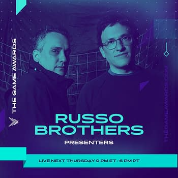The Russo Brothers are Headed to The Game Awards
