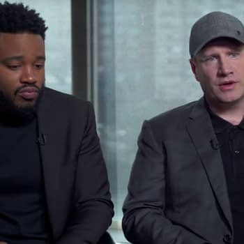 Kevin Feige Chats Black Panther Amazing Support from Disney