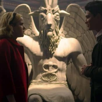 Saints Be Praised! Satanic Temple, 'Sabrina' Settle $50M Baphomet Lawsuit