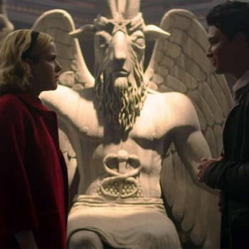 The Power of Copyright Compels The Satanic Temple to Sue Netflix Warner Bros. Over Sabrina Statue
