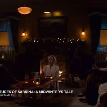Chilling Adventures of Sabrina: A Midwinters Tale: New Holiday Ep Hits Netflix in December