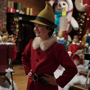 Chilling Adventures of Sabrina: A Midwinter's Tale: Holiday Episode Images Released