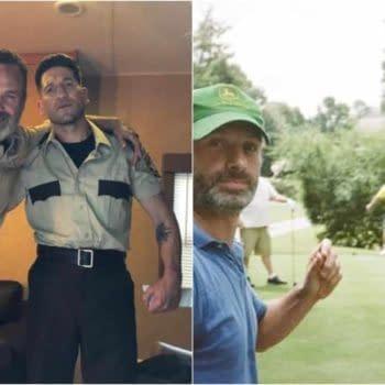 The Walking Dead Season 9: Nicotero Shares Shane/Rick Pic; Yuen Honors Lincoln, Wilson