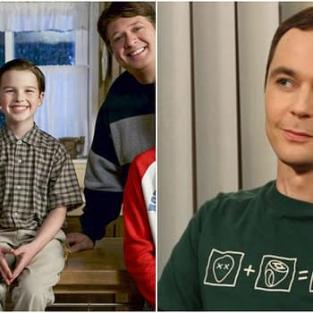 Young Sheldon Season 2 Finale Featuring Young Versions of The Big Bang Theory Gang