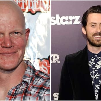 Swamp Thing Casts Derek Mears as Title Character Andy Bean as Alec Holland
