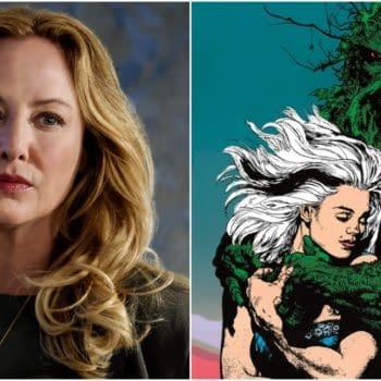 Swamp Thing: Virginia Madsen Cast as Maria Sunderland in DC Universe Series