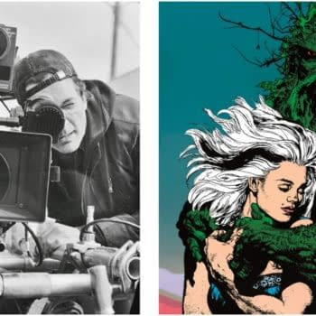 Swamp Thing: Crystal Reed Posts DC Universe Series' Official Production Start
