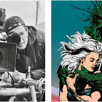 Swamp Thing: Crystal Reed Posts DC Universe Series Official Production Start