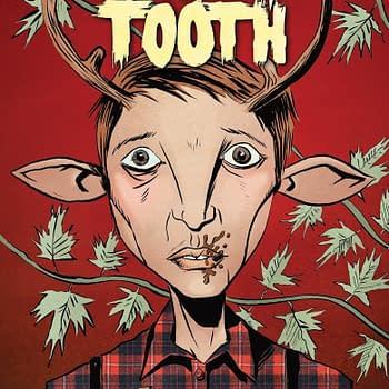 Sweet Tooth: Jeff Lemires Vertigo Comic Gets Hulu Pilot Order