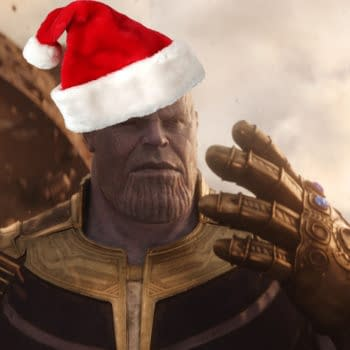 Merry Snap-Mus, 'Avengers: Infinity War' Hits Netflix on Christmas Day