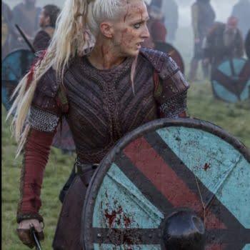 'Vikings' Season 5b Featurette Teases Torvi and Ubbe's Future