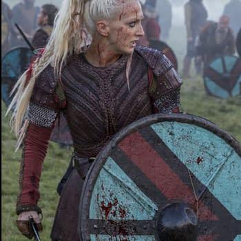 Vikings Season 5b Featurette Teases Torvi and Ubbes Future