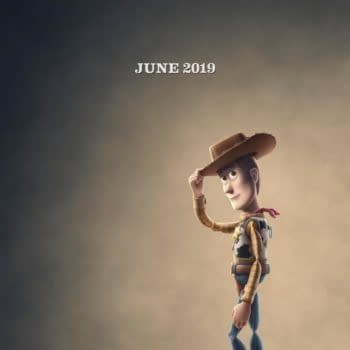 We're Not Sure How we Feel About this 'Toy Story 4' Poster
