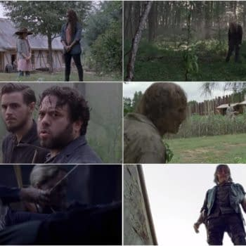 The Walking Dead Season 9B Trailer Highlights Whisperers' Alpha and Beta, and More!