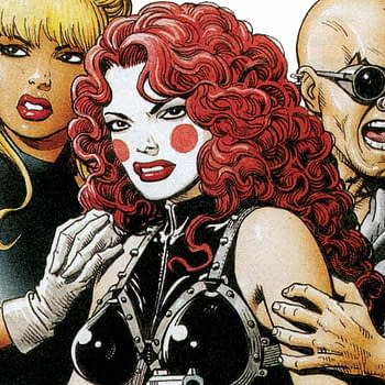 Grant Morrison Adapting The Invisibles to Series Under New UCP Deal