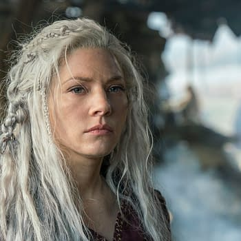 Katheryn Winnick Talks [SPOILER]s Death in Vikings s5e15 Hell