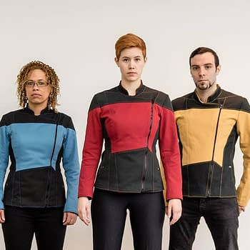 Volante Designs Star Trek Moto Jackets ARE Happening
