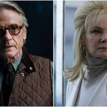 Watchmen: Jeremy Irons as Older Ozymandias Jean Smart as Agent Blake