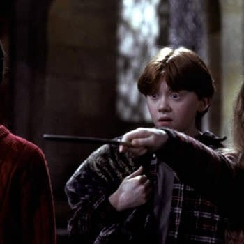 Harry Potter and the Last Person on Earth Who Knows Nothing About It: Part 1