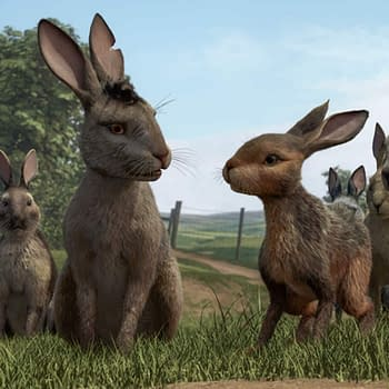 Watership Down: Peter Capaldi Rosamund Pike 2 More Join BBC/Netflix Series (IMAGES)