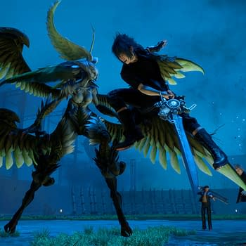Final Fantasy XIV and Final Fantasy XV are Hosting a Crossover