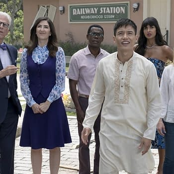 The Bleeding Cool TV Top 10 Best of 2018 Countdown: #10 The Good Place