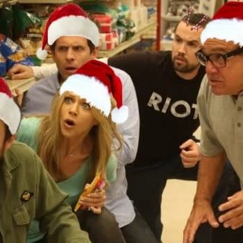 The Twelve Days of 'Sunny': Season 9, Episode 6 'The Gang Saves the Day' (Day #9)