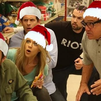The Twelve Days of Sunny: Season 9 Episode 6 The Gang Saves the Day (Day #9)