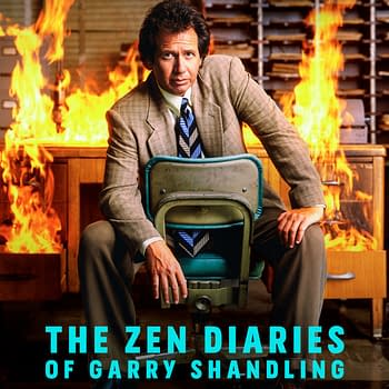 [Exclusive] Bonus Clip from Judd Apatows Documentary: Garry Shandling on Meeting David Duchovny