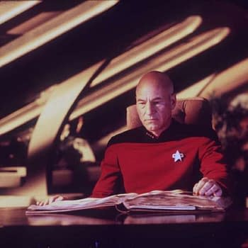 Captain Picard Star Trek Series Coming in 2019