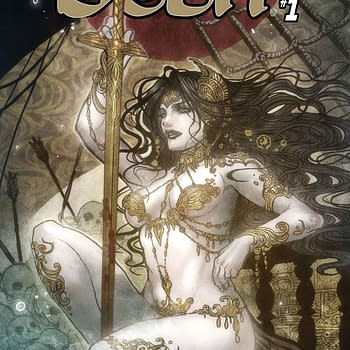 Bêlit Queen of the Black Coast Returns in Age of Conan Mini-Series by Tini Howard and Kate Niemczyk