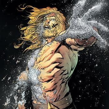 Aquaman a Victim of Thanoss Finger Snap