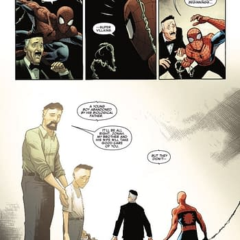 J. Jonah Jameson This is Your Life Next Weeks Amazing Spider-Man #12