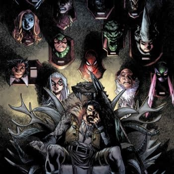 Marvel Plans More Numbering Shenanigans with Amazing Spider-Man #16.HU in March