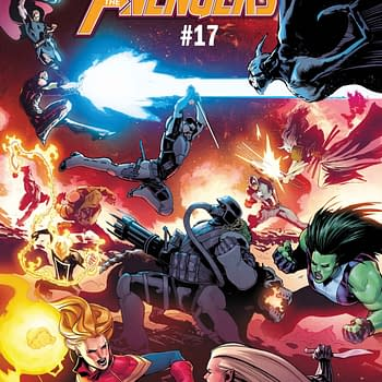 Road to War of the Realms Leads Through Avengers Thor and Asgardians of the Galaxy in March