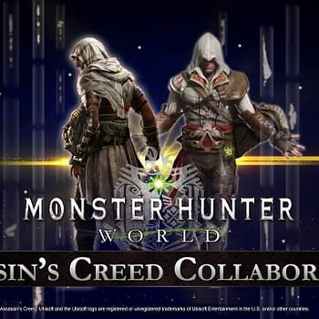 Assassins Creed is Collaborating with Monster Hunter: World
