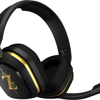 Review: Astro Gamings The Legend Of Zelda: Breath Of The Wild A10 Headset