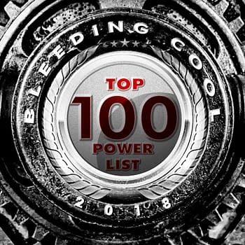 The Bleeding Cool Top 100 Power List 2018 Countdown: #100-96