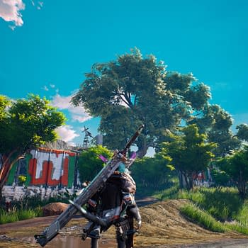 THQ Nordic Releases a New Gameplay Trailer for Biomutant