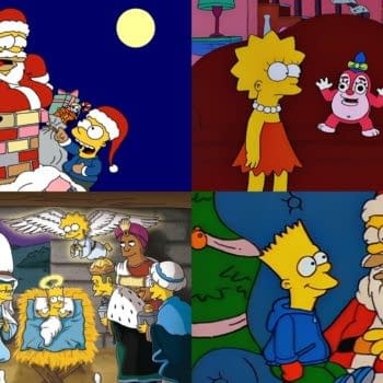 D'oh! D'oh! D'oh! 16 Simpsons Christmas Episodes, Ranked Naughty to Nice