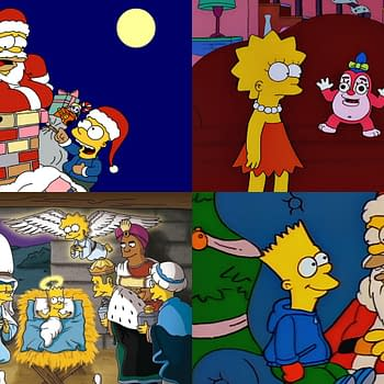 Doh Doh Doh 16 Simpsons Christmas Episodes Ranked Naughty to Nice