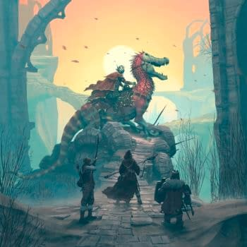 Nostalgia Drives the Adventure with Forbidden Lands
