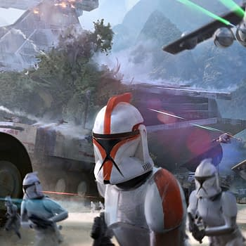 DICE Unveils the Original Star Wars Battlefront II Concept Art