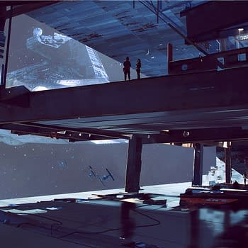 DICE Unveils the Original Star Wars Battlefront II Concept Art