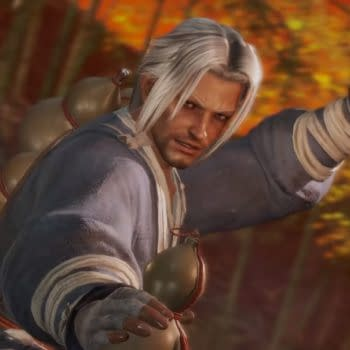 Brad Wong and Eliot Announced for Dead or Alive 6 Roster