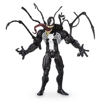 Venom Disney Store Exclusive Diamond Select Figure Now Available